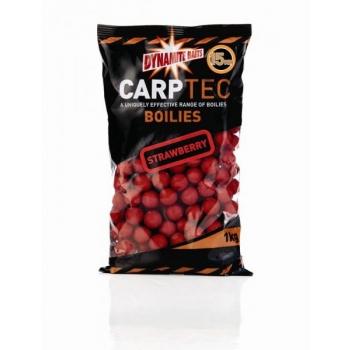 Boilid Carp-Tec Strawberry 15mm 1kg