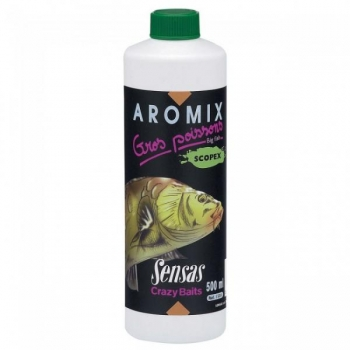 Sensas Aromix Scopex 500ml (siirup)