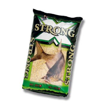 Gut-Mix Strong Särg must 2.5kg