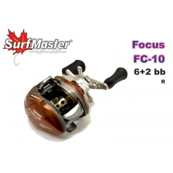 Surf Master Focus FC-10A (6+2bb 0.285mm/115m 6.2:1) RH