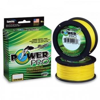 Nöör Power Pro 0.06mm 3kg 135m kollane