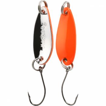Mini Spoon 24mm 1.5g Orange-Silver