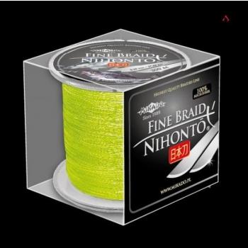 Nöör Nihonto Fine Fluo 0.30mm 29.6kg 300m