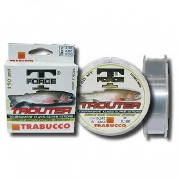 Tamiil Trabucco T-Force Trouter 0.309mm 12.07kg 150m