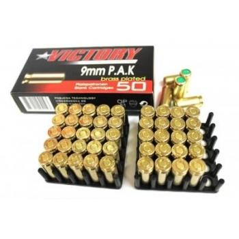 Paukpadrun Maxx Tech 9mm Steel Case vaskne 1tk