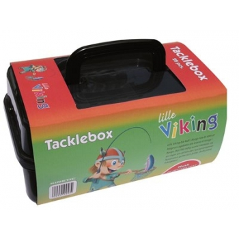 Laste kalastuskast KINETIC Lille Viking Go fishing tackle box