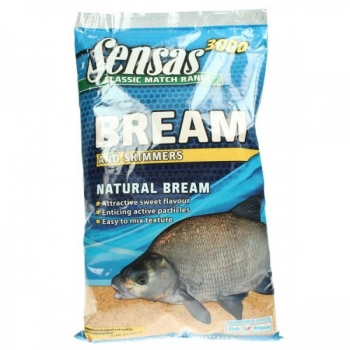 Sensas 3000 Bream and Skimmers (latikas) 1kg