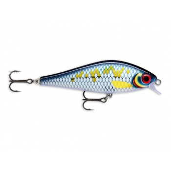 Rapala Super Shadow Rap SSDR-16 SCRB 16cm/77g 1.0-1.4m