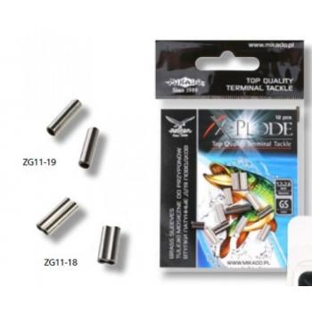 Hülsid ZG11-19 1.6mm 12tk