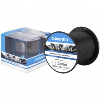 Shimano Technium 0.285mm 650m 7.5 kg