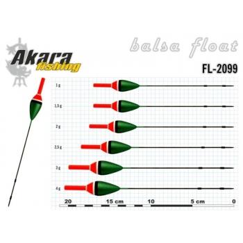 Ujuk Akara balsa 2099010 1g 17cm
