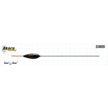 Ujuk Akara balsa 210028 1.5g 21,5cm