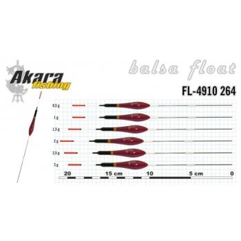 Ujuk Akara balsa 4910264 1.5g 20cm