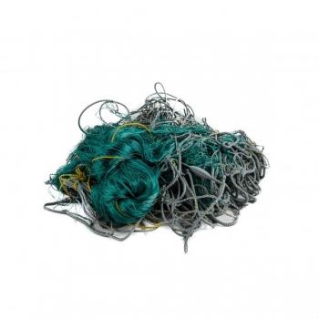 Kalavõrk 30m 70x2.4x210/2 IronSilk Nailon roheline