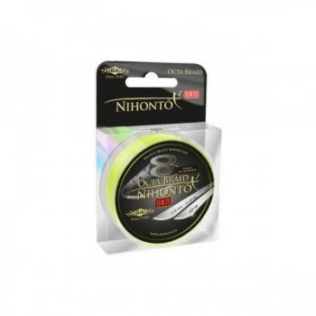 Nöör Nihonto Octa Fluo 0.12mm 8.9kg 150m