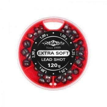 Haavlite komplekt 120g Extra Soft 1g-2.9g