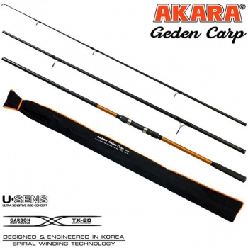 Akara Geden Carp TX-20 3.6m 2.75lbs (360g)