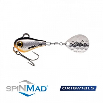 SpinMad Tail Spinner BIG 1202 4g 45mm