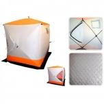 Talitelk Fish2Fish Cube II (160x160x170cm 8.5kg värv: valge/oranž)