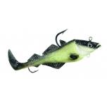 Komplekt BALZER MAD SHAD Coalfish Luminous 200g 18cm