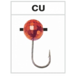 Mormishka SPHERE 1630C CU (3mm, 0.23g) (122)