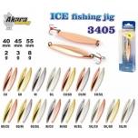 Talilant Ice Jig 3405 55mm 8g värv: NI/GO