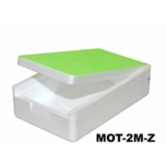 Sääsevastsete karp MOT 2M 95x60x25mm