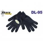 Kevlar kindad AKARA DL-95 suurus: L, värv: must