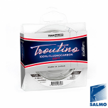 Team Salmo Fluorocarbon Troutino Soft 0.28mm 5.55kg 150m