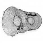 Vähimõrd d=33cm h=60cm silinder silmasuurus 10mm vedrusüsteemiga