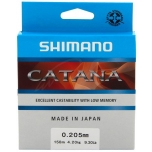 Tamiil Shimano Catana 0.205mm/4.2kg 150m hall