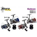 Akara Galeon FG-2000A (5+1bb 0.25/100mm/m 5.5:1)
