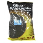 Gut-Mix Dispersing Black Clay (hajuv must savi) 2kg
