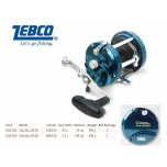 Zebco Cool Sea SD 250 480m/0.50mm 2bb 5.2:1