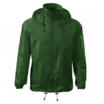 Windbreaker Windy roheline S