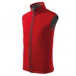 Fliis Vision 517 Softshell vest punane XL