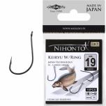 Konksud Nihonto Keiryu w/Ring BN #9 14tk
