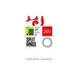 Rõngad  LJ PRO Split Rings #5 8kg 7tk