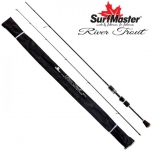 Spinning Surf Master River Trout 1.80m 0.6-6g (76g)