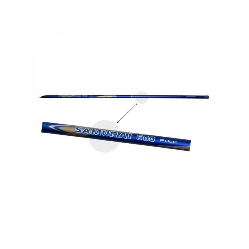 Lihtkäsiõng Samurai Polo TX-30 4m 10-30g 140g