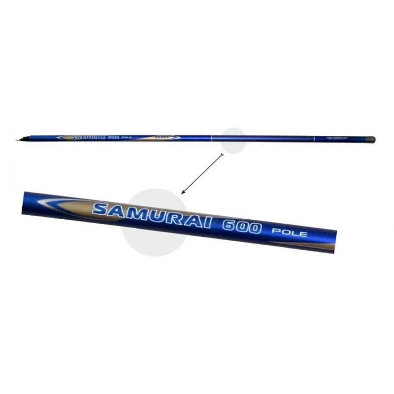 Lihtkäsiõng Samurai Polo TX-30 6m 10-30g 310g