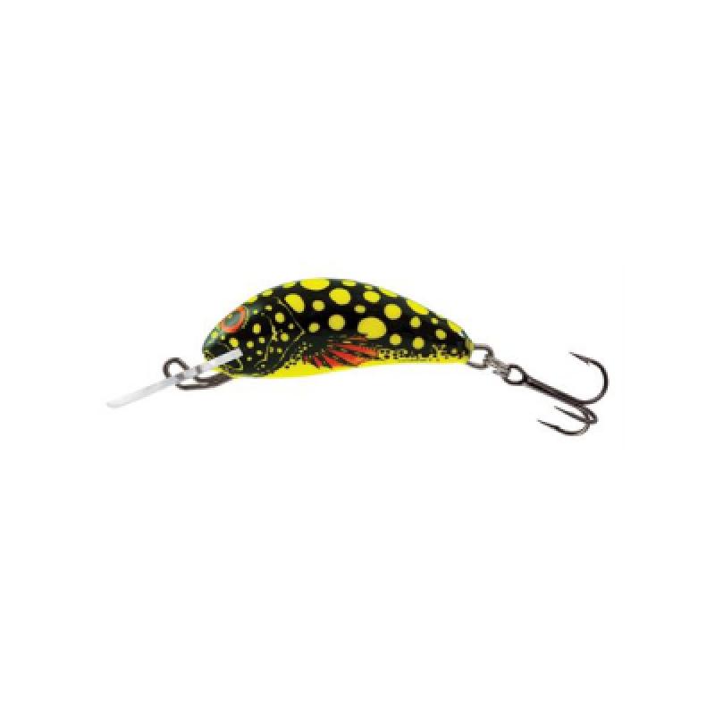 Salmo Rattlin Hornet FLO 3.5cm Beetle 2.2g 1-1.5m (ujuv)