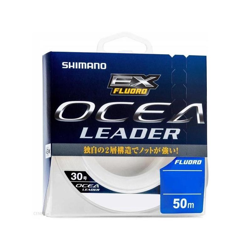 Shimano Line Ocea EX Fluoro Leader 0.974mm 50m 100lb