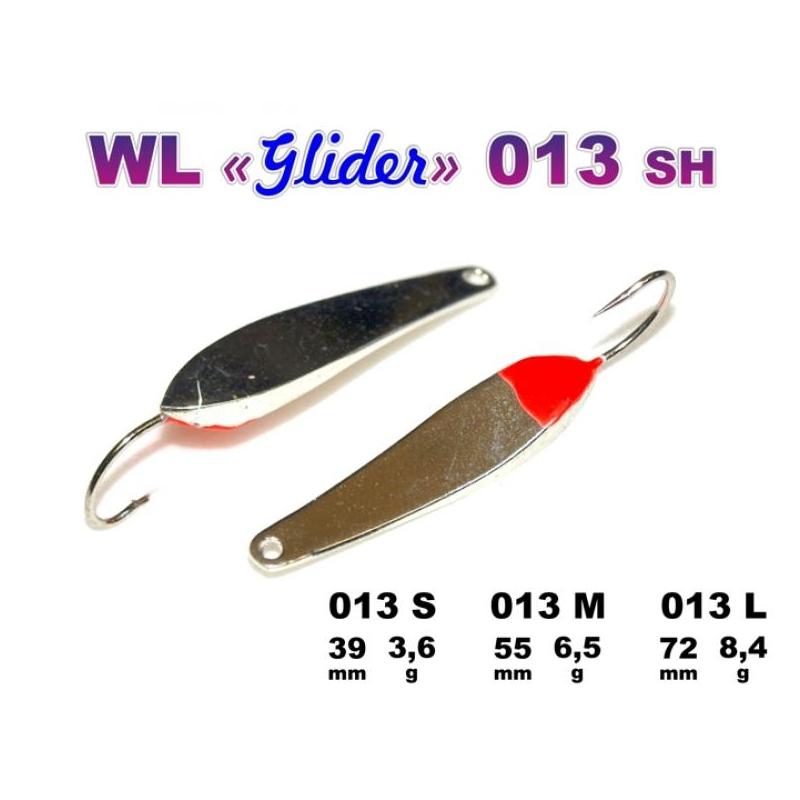 Talilant «Glider» 013 SH 72mm 8.4g SIL