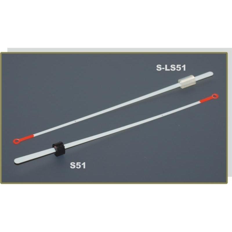 Nooguti NOD 51 160mm jäikus 0.25 (0.15-0.45g)(12)