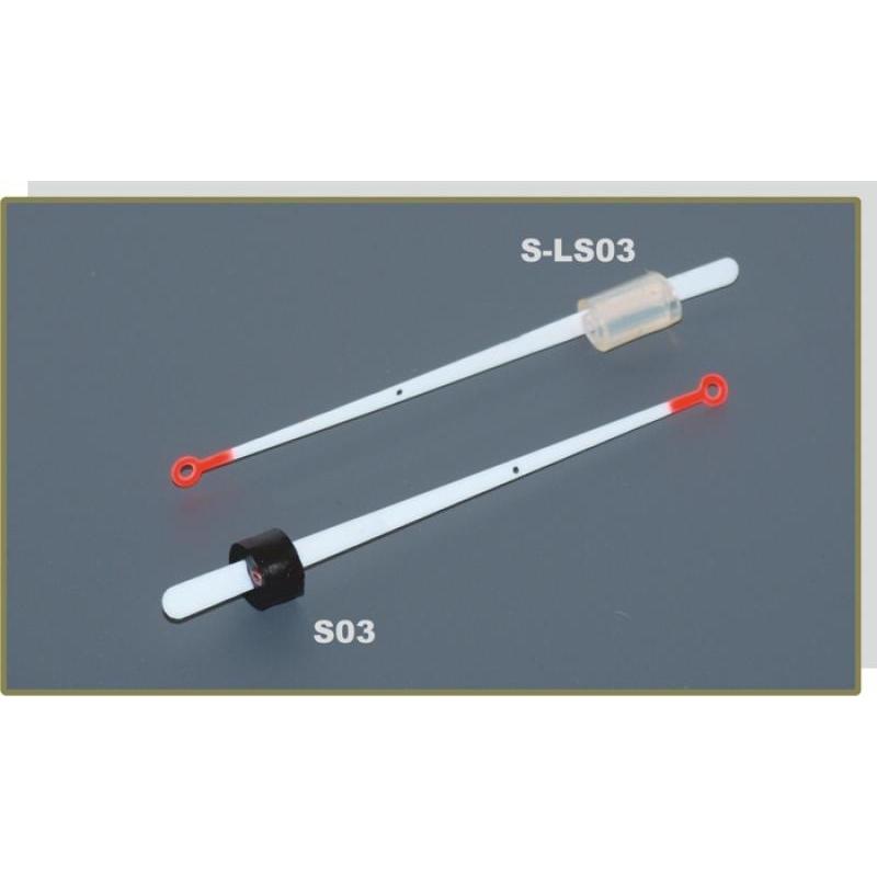 Nooguti NOD 03S 80mm jäikus 0.35 (0.6-1.2g)(6)