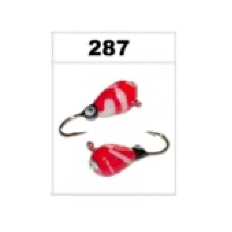 Mormishka DROP 1150 287P silmaga (5mm, 1.9g) (49)