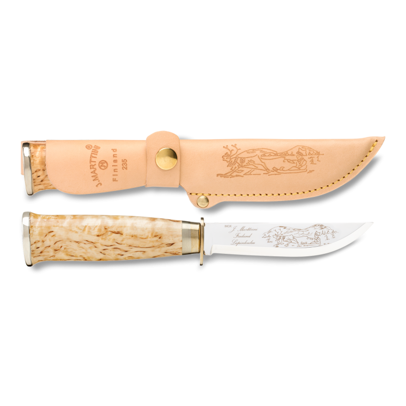 Nuga Marttiini Hunting Lapp-235 235010 11cm