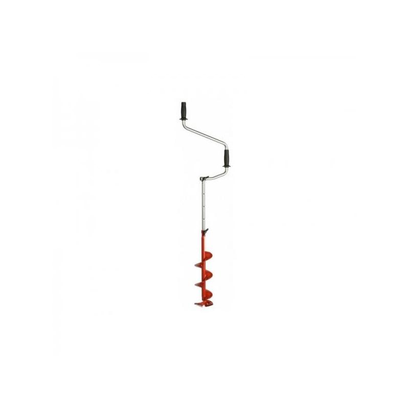 Jääpuur Mora Ice Micro 130mm punane tele