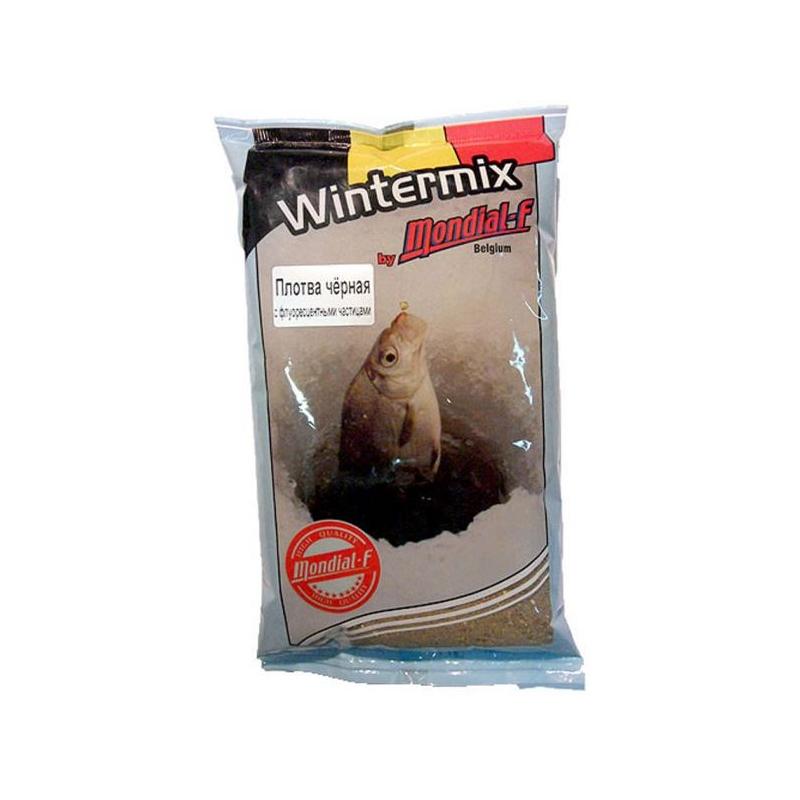 Peibutussööt Mondial F. Wintermix Latikas must fluo 1kg